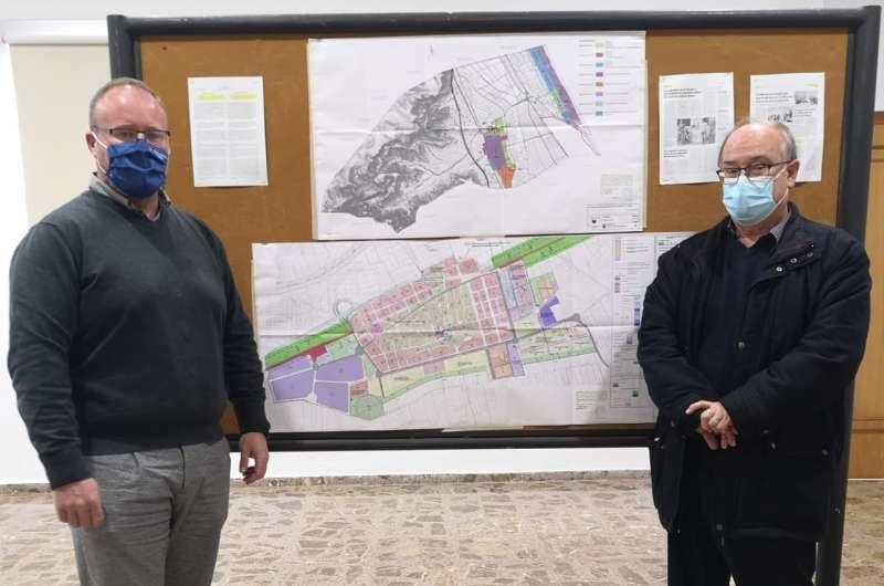 Los interesados pueden ver la documentación en el ayuntamiento