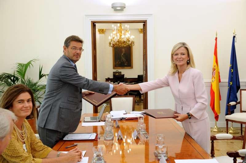 Acto de la firma del acuerdo