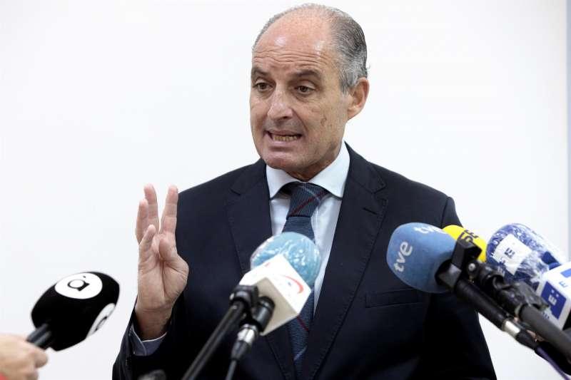 El expresident de la Generalitat, Francisco Camps, en una imagen de archivo. EFE/Biel Aliño/Archivo