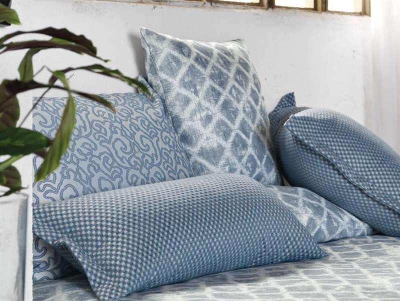 Parte de la colección de textiles sostenibles presentada.