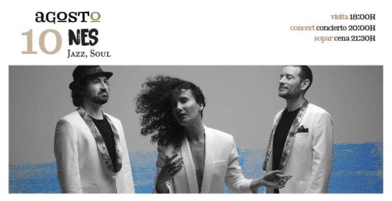 Banner del concierto. EPDA