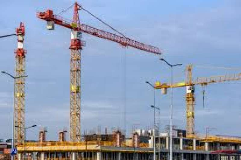 Obras inmobiliarias. EFE