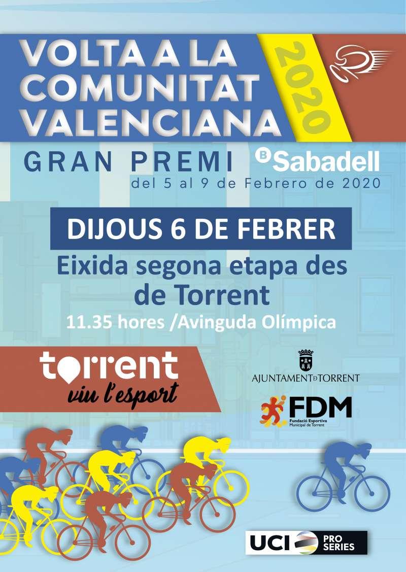 Volta a la Comunitat Valenciana. EPDA