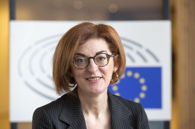 La eurodiputada del grupo Renovar Europa, Maite Pagaza. EPDA