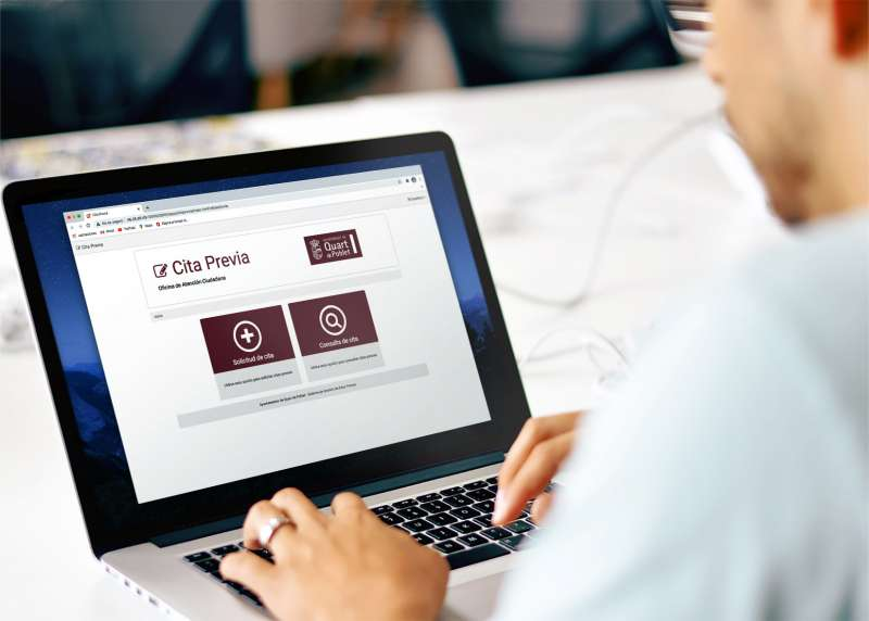Página web municipal. EPDA