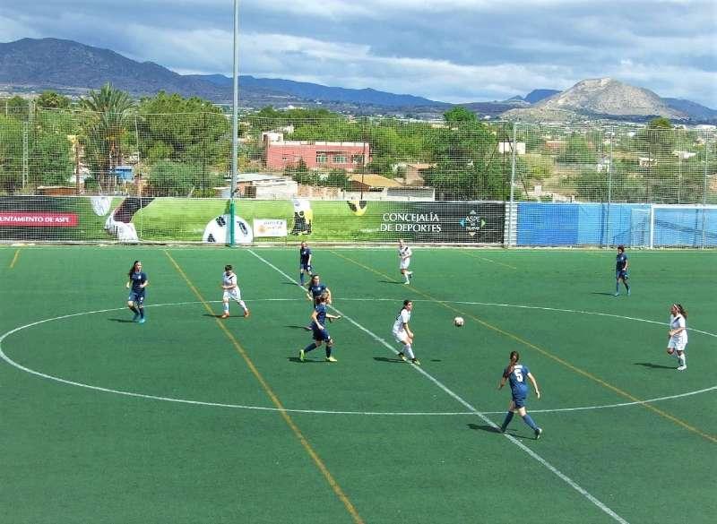 Campo de fútbol de Aspe