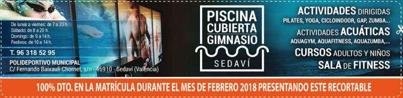 Ese es el lema de este a o 2018 cumplir los buenos for Piscina sedavi