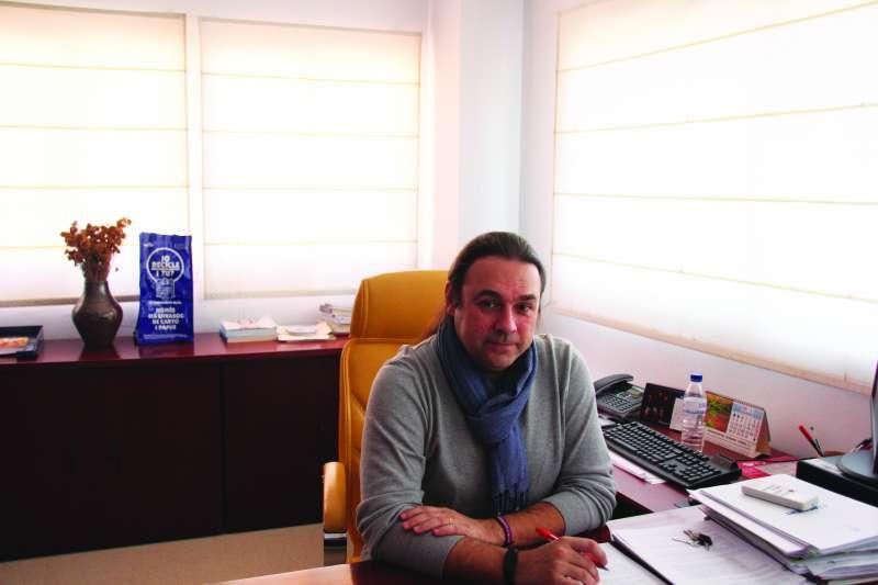 Rafael Mercader, concejal de Promoción Económica y Empleo de Manises. EPDA