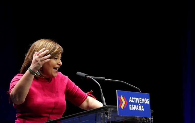 La presidenta del PP-CV, Isabel Bonig, en una imagen de archivo./ EFE