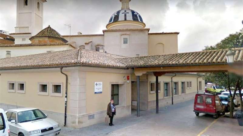 Centro médico Utiel./EPDA