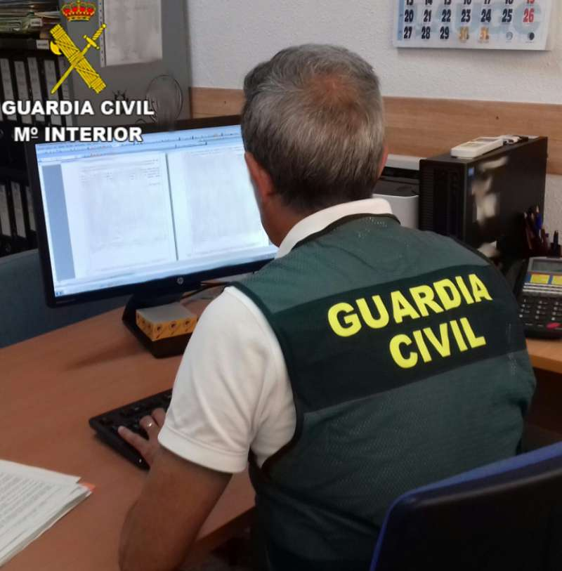 Agente de Guardia Civil