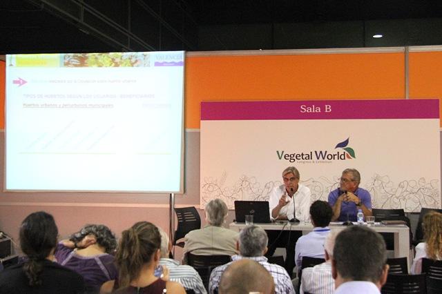 Imagen de la ponencia. FOTO: DIVAL