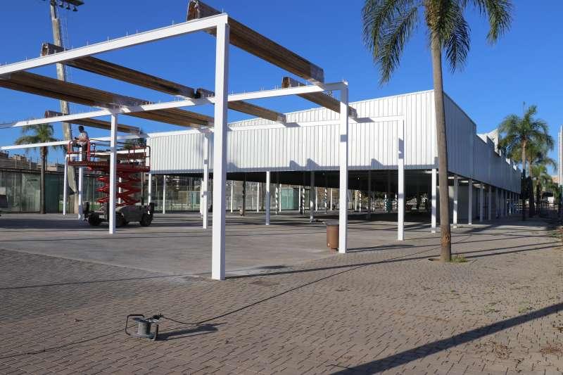 Parc Central de Torrent. EPDA