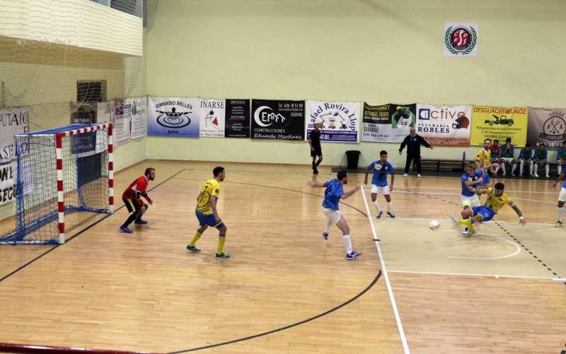 Un gol para cada equipo en la segunda parte dejó la victoria en casa