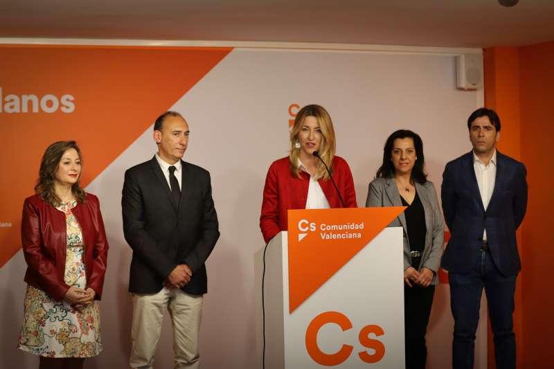 Presentación de María Muñoz