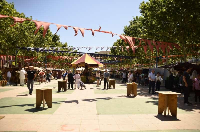 Mercado medieval de Alfafar