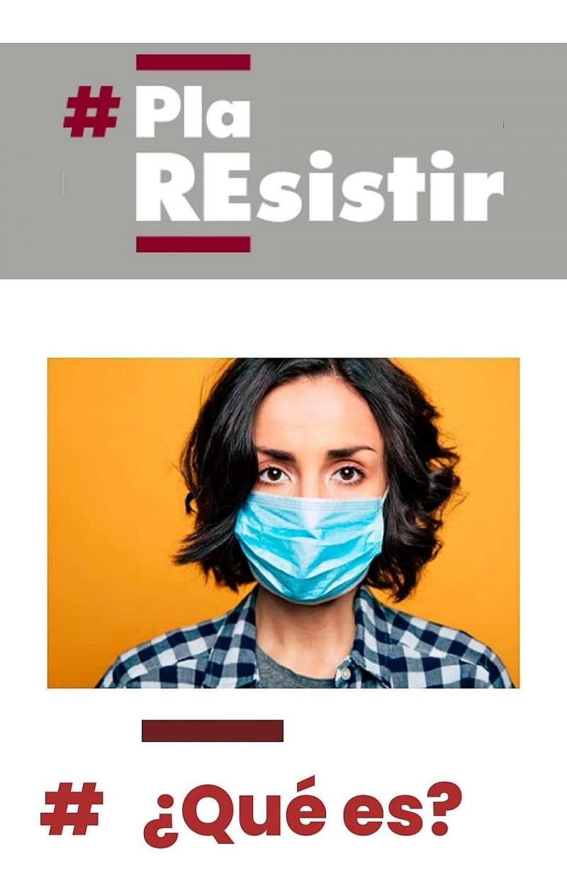 Pla Resistir. EPDA