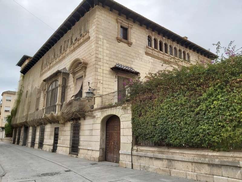 Palacio de Ruvalcava/EPDA