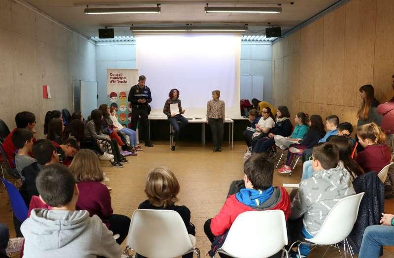 Consejo de la Infancia de Quart de Poblet. EPDA