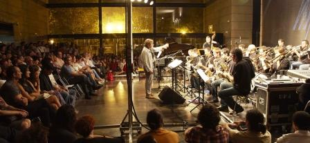 IVAM Jazz Big Band. Foto EPDA