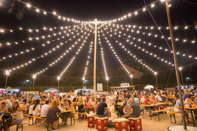 Solmarket 2019 comienza mañana viernes en El Puig con música