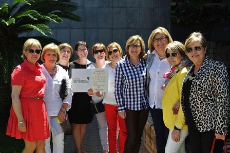 Premio a la asociación de Puçol. epda