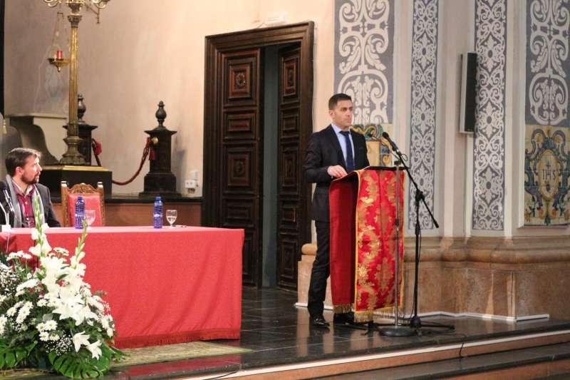 La iglesia del Seminario acogió el acto