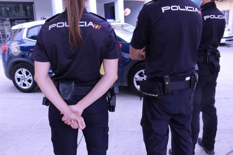 Policía Nacional./EPDA