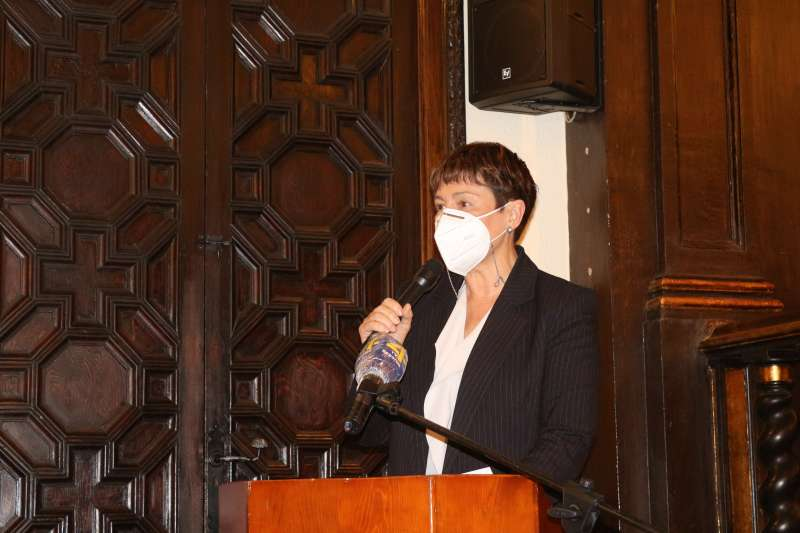 Mª Carmen Climent, Alcaldesa de Segorbe