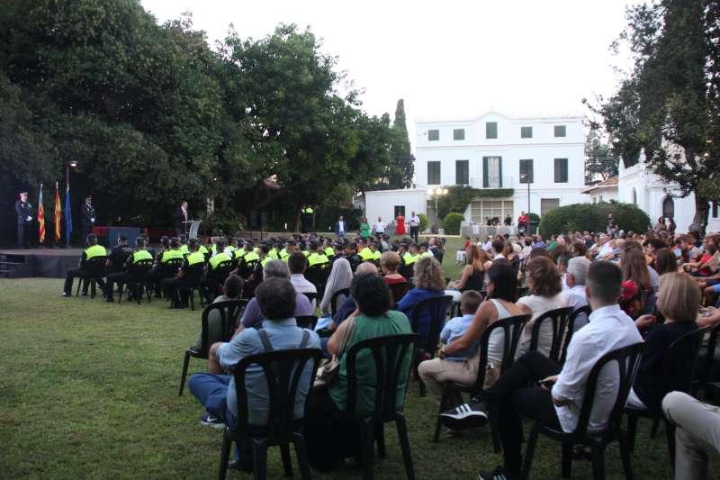 Día de la policía local