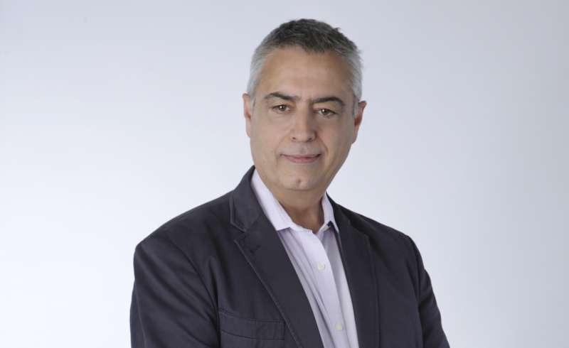 Martínez Bauset, candidato de Ciudadanos. EPDA