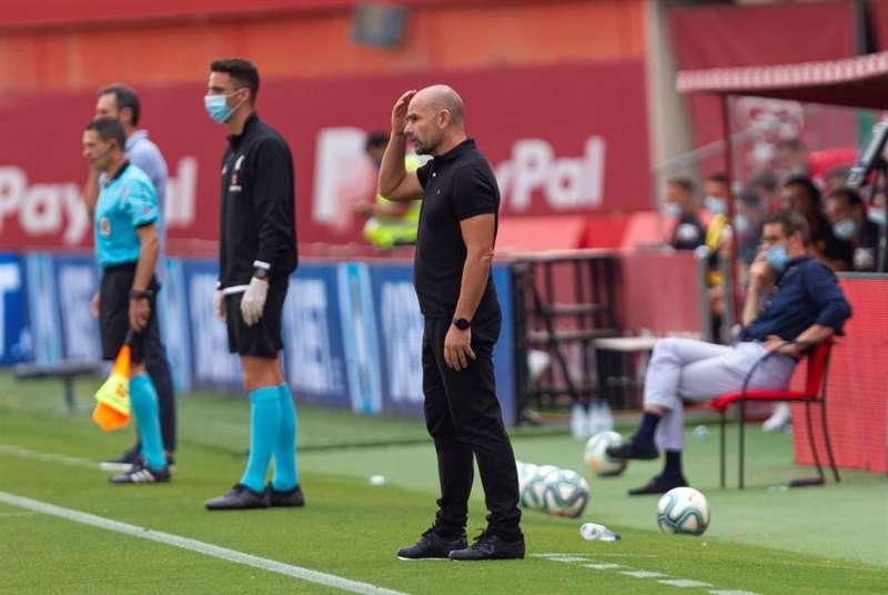 Paco López encabeza otra temporada más el proyecto del Levante UD. EFE/Archivo