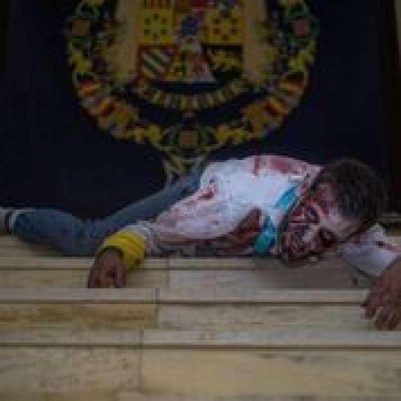 Picassent será atacado por los zombies. EPDA