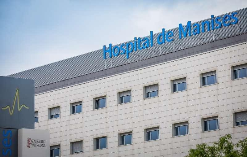 Hospital de Manises. EPDA/Archivo.