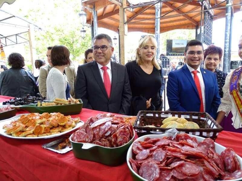 Fulgencio en Feria Utiel Gastronómica