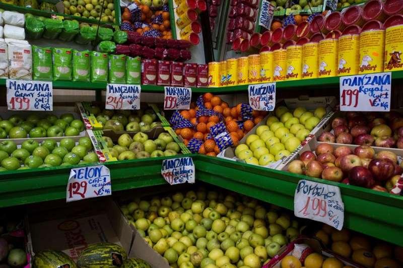 Un supermercado. EPDA