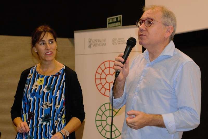 Abel Guarinos director general del Institut València de Cultura