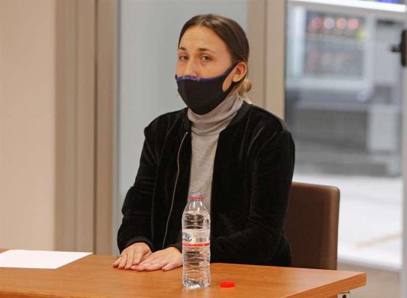 Alejandra G.P., acusada del asesinato de Dominique