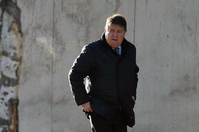 El exvicepresidente de Bankia José Luis Olivas. EFE/Archivo