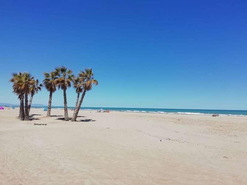 Imagen de archivo de la Playa de Canet d