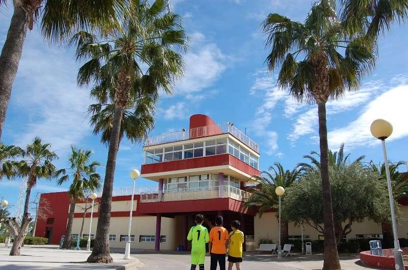 Olimpiadas de la Mancomunitat en El Puig. EPDA
