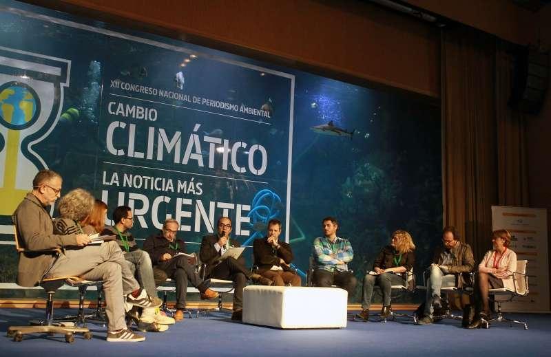 Segunda jornada del XII Congreso Nacional de Periodismo Ambiental. EPDA