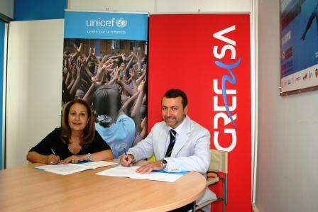 Agustín Gregori y Nidita Guerrero. Foto EPDA