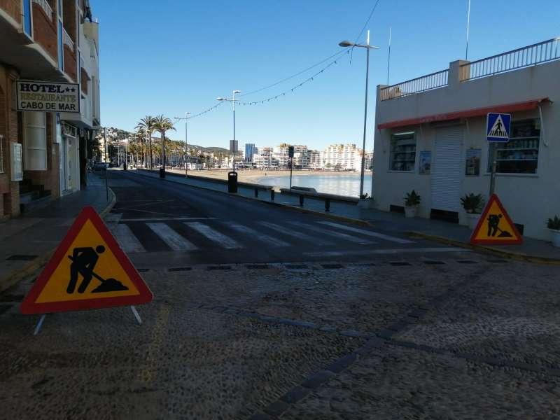 Avenida del Mar Peñiscola