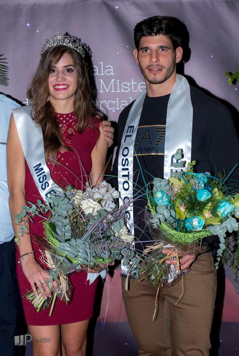 Andrea Galán y Marco Aznar