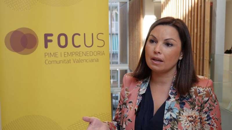 Cristina Plumed, presidenta de ASECAM. EPDA