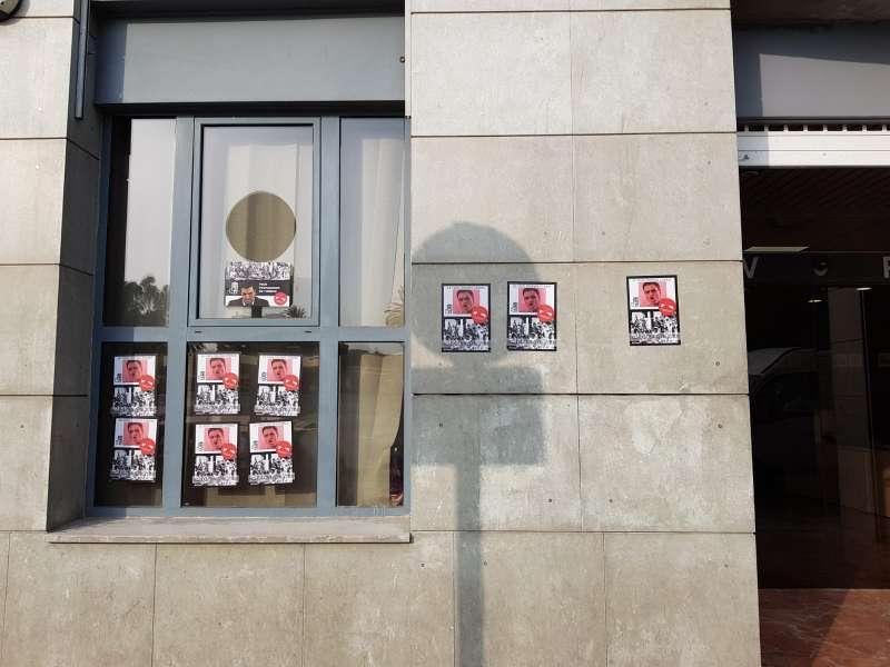 Sede PSOE Blanqueríes