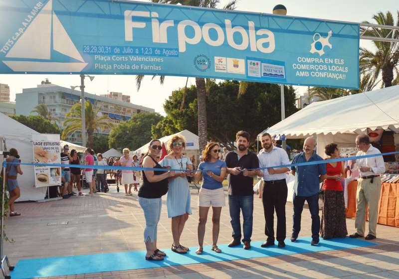 Un momento de la inauguración. FOTO CORTESÍA FANTASY FOTOS