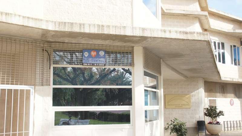 Accés gratuït a les dos zones de wifi urbanes. Foto EPDA