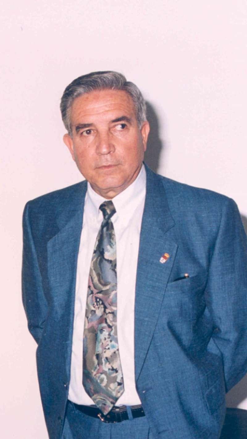 Enric Ferrer, exalcalde de Faura. EPDA